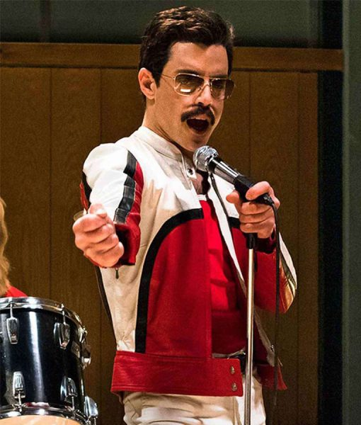 freddie-mercury-red-and-white-leather-jacket