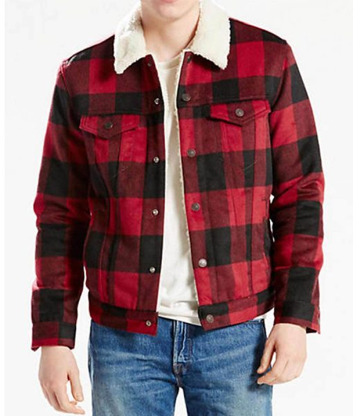 jughead-jones-plaid-jacket