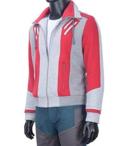 ryan-potter-titans-jacket