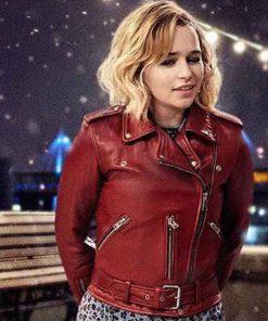 last-christmas-kate-leather-jacket