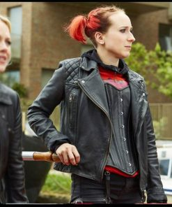 leah-brotherhead-zomboat-leather-jacket