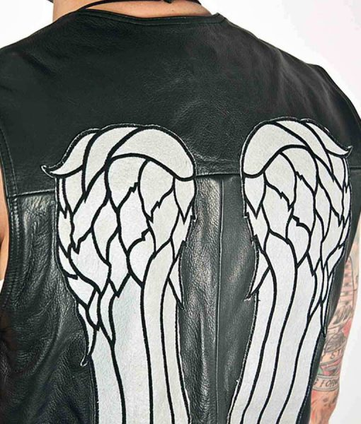 norman-the-walking-dead-leather-vest