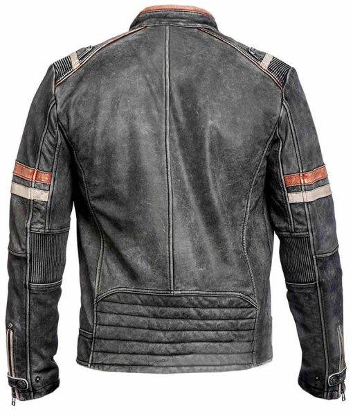 retro-black-leather-motorcycle-jacket