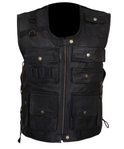 roman-reigns-leather-vest