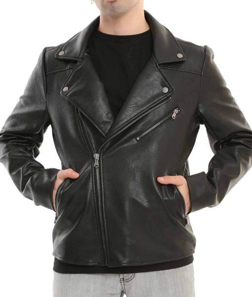 southside-serpents-black-leather-jacket