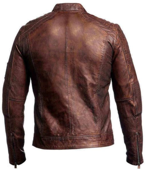 vintage-brown-leather-motorcycle-jacket