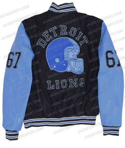 eddie-brock-detroit-lions-varsity-jacket