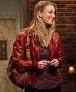 kaley-cuoco-leather-jacket