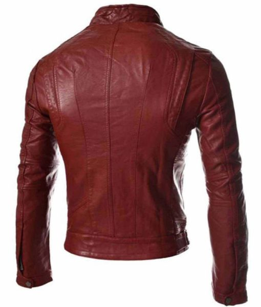 mens-slim-fit-red-biker-leather-jacket
