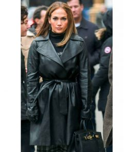 second-act-jennifer-lopez-leather-coat