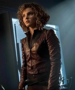 selina-kyle-burgundy-leather-jacket