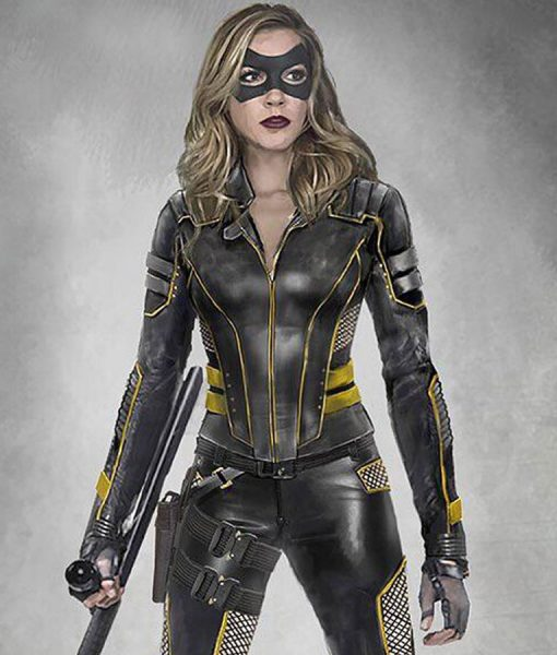 black-canary-jacket