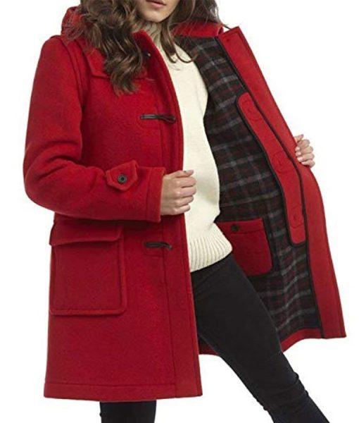 lana-condor-duffle-red-coat