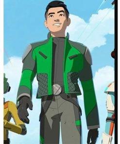 star-wars-resistance-kazuda-xiono-green-jacket
