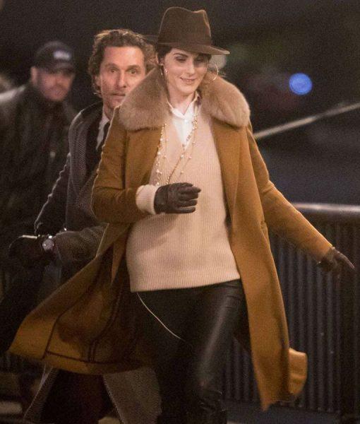the-gentlemen-michelle-dockery-coat