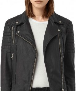 agents-of-shield-chloe-bennet-blue-leather-jacket