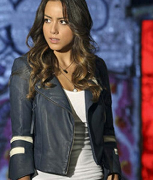 agents-of-shield-chloe-bennet-leather-jacket