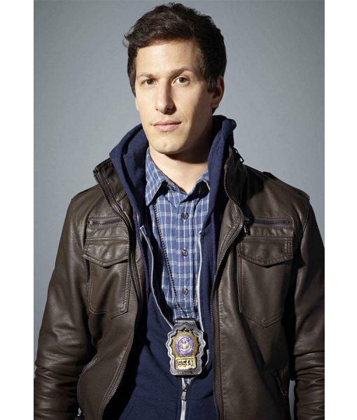 andy-brooklyn-nine-nine-leather-jacket