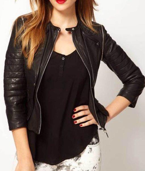 clary-fray-leather-jacket