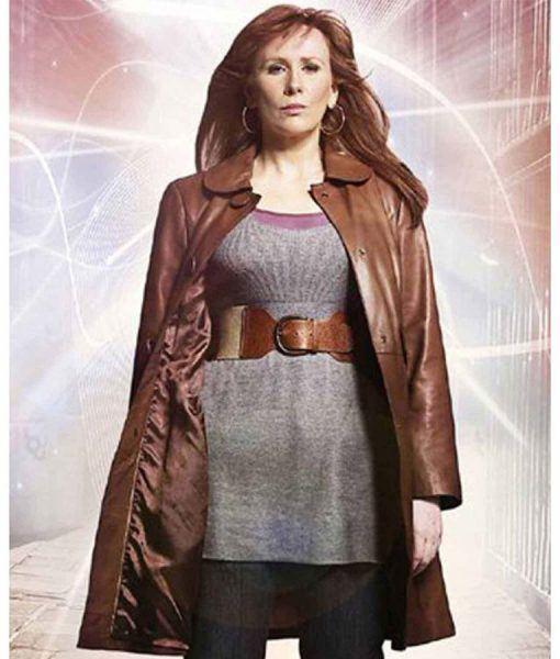 doctor-who-catherine-tate-leather-coat