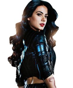 emeraude-toubia-leather-jacket