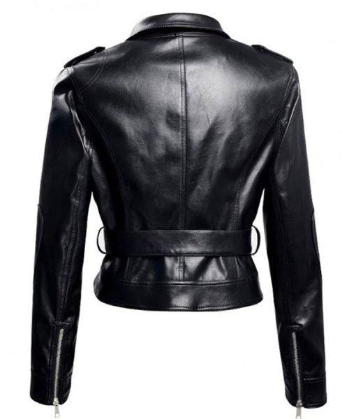 emilia-clarke-leather-jacket