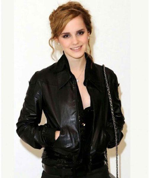 emma-watson-leather-jacket