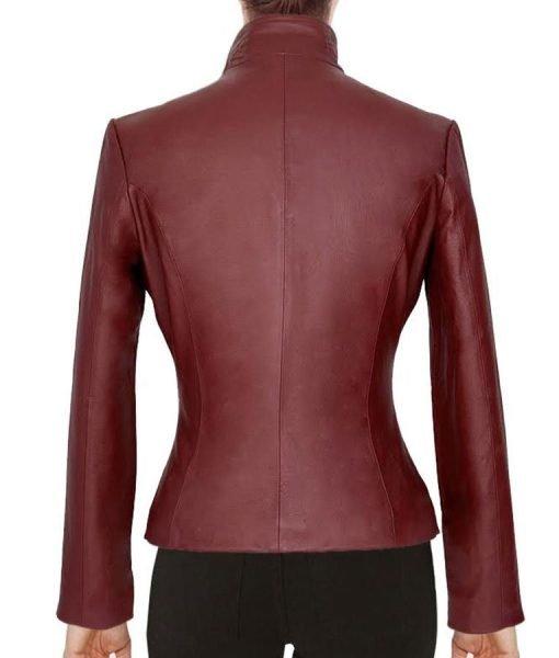 martha-jones-freema-leather-jacket