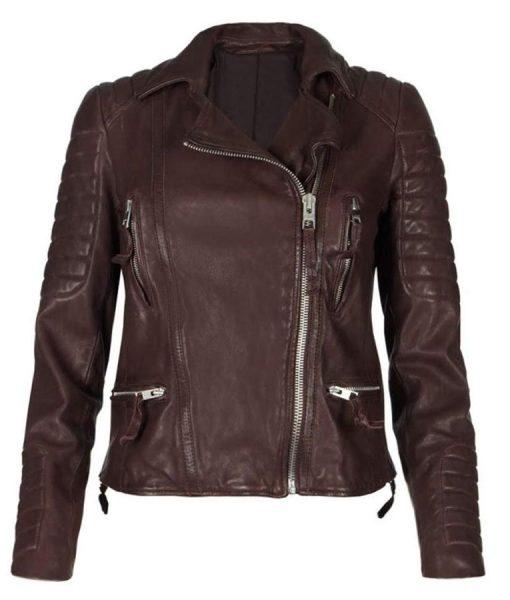 nicole-beharie-sleepy-hollow-leather-jacket