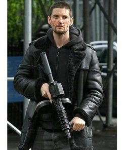 the-punisher-ben-barnes-leather-jacket