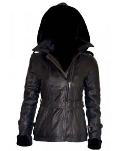 time-emma-swan-black-leather-jacket