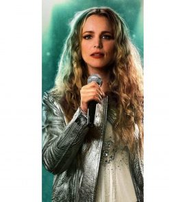 eurovision-song-contest-rachel-mcadams-leather-jacket