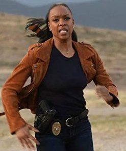 lethal-weapon-michelle-mitchenor-brown-jacket