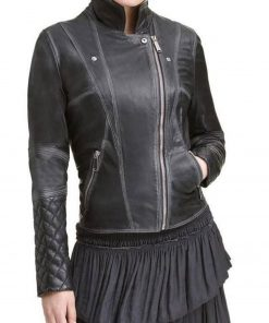 womens-quilted-black-leather-jacket