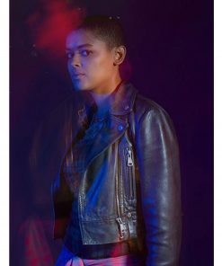 sacred-lies-season-02-jordan-alexander-leather-jacket