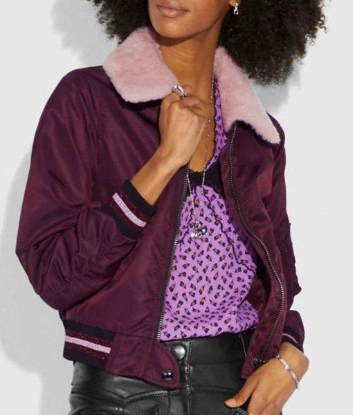 lili-reinhart-bomber-jacket