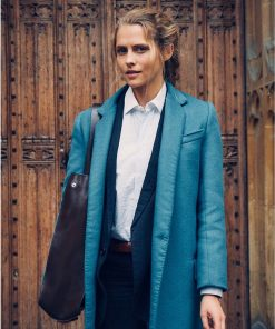 teresa-palmer-a-discovery-of-witches-blue-coat