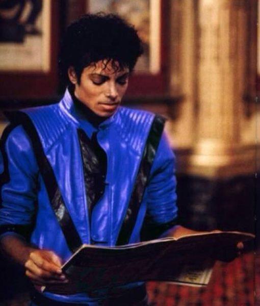 thriller-blue-leather-jacket