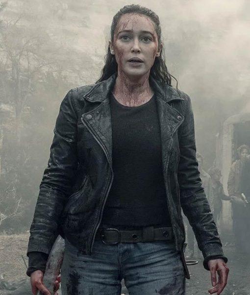 alycia-debnam-carey-leather-jacket