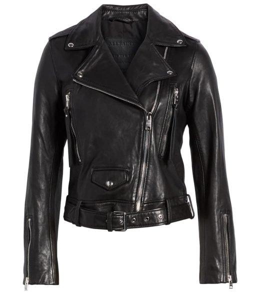 camila-morrone-leather-jacket