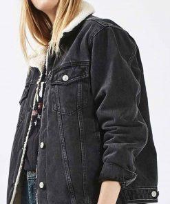 julie-and-the-phantoms-jadah-marie-shearling-jacket
