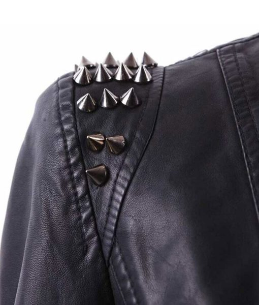 the-real-housewives-of-potomac-leather-jacket