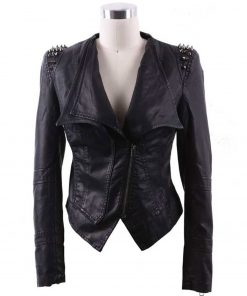 the-real-housewives-of-potomac-wendy-osefo-leather-jacket
