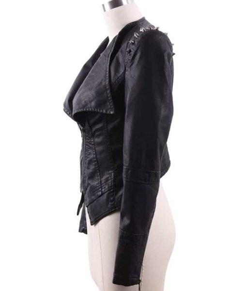 wendy-osefo-leather-jacket