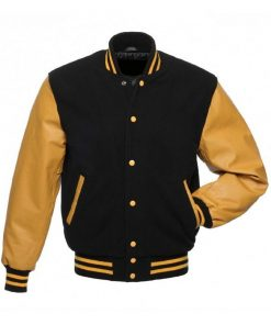 black-and-yellow-varsity-jacket