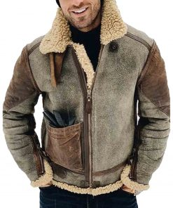 mens-grey-and-brown-shearling-leather-jacket
