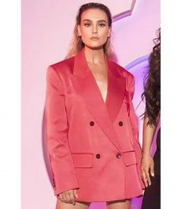 perrie-edwards-mtv-ema-blazer