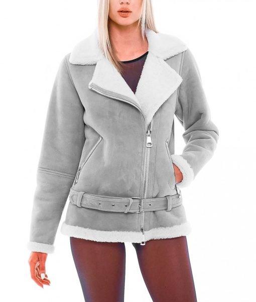 womens-grey-shearling-jacket