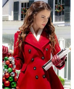 jessica-lowndes-christmas-at-pemberley-manor-red-coat