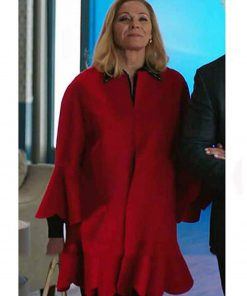 kim-cattrall-filthy-rich-red-coat
